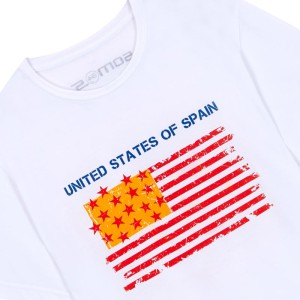 """Somos 34 United states of Spain"""