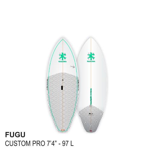 Kazuma Fugu-custom-pro-7'4''
